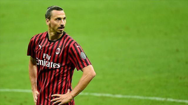Ibrahimovic, Milan'ı sırtlamaya devam ediyor