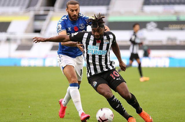 Newcastle United: 2 - Everton: 1   Maç sonucu