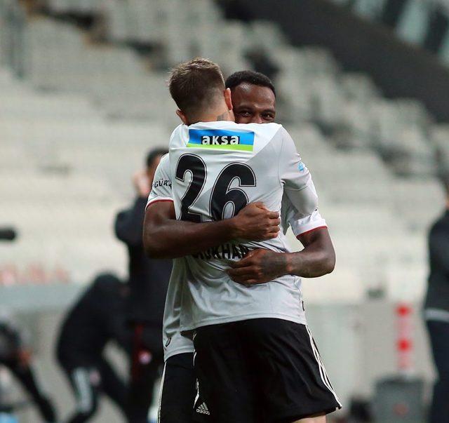 ÖZET| Beşiktaş - Yeni Malatyaspor: 1-0