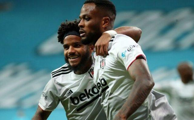 Beşiktaş'ın son haftalardaki flaş ismi Larin'den umut veren açıklama