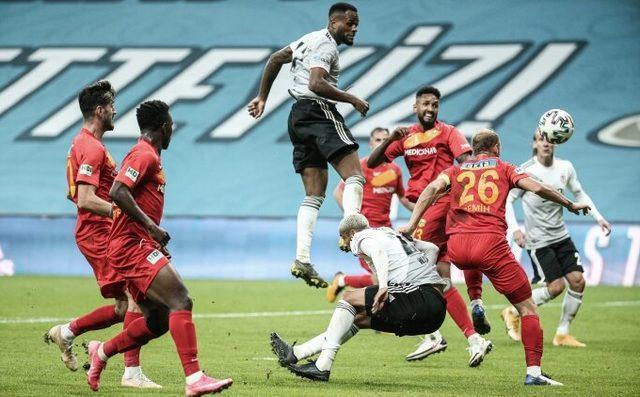 Yeni Malatyasporlu Fofana ve Topalli, Beşiktaş maçı sonrası açıklamalarda bulundu