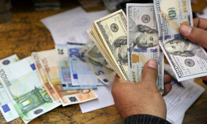 Euro10 lirayı gördü, Dolar kuru da 8,54'le rekor kırdı
