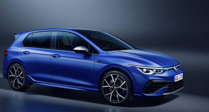 Asfaltın sportifi: Yeni Volkswagen Golf R tanıtıldı! İşte tasarımı ve özellikleri