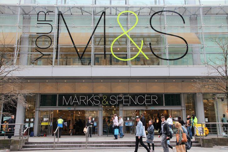 94 yıl sonra ilk! İngiliz perakende devi Marks & Spencer, 87,6 milyon sterlin zarar etti