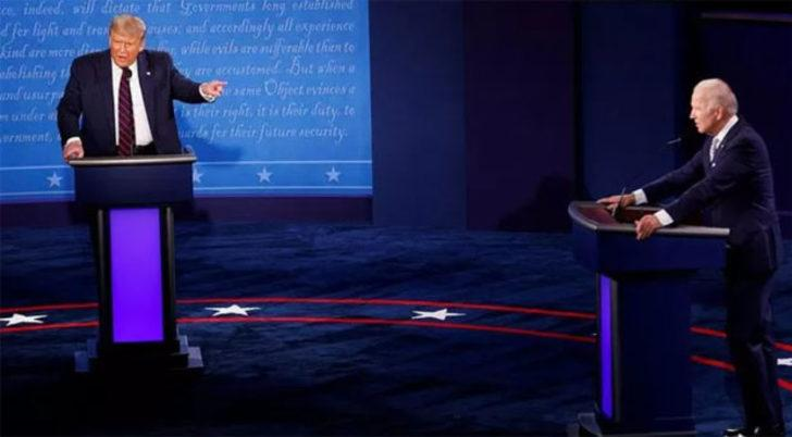 ABD seçimlerinde son durum: Seçim sonuçları iki eyaletin ardından belli olacak!