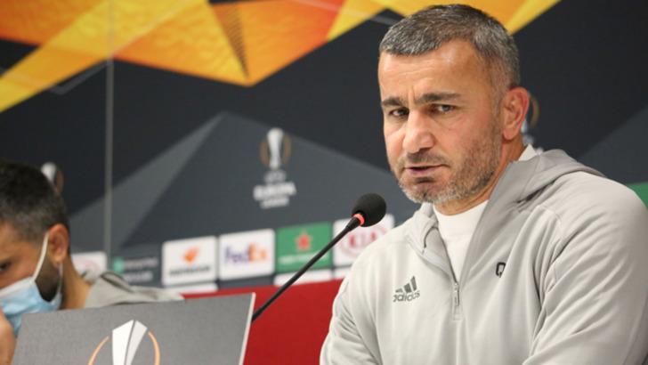 Gurbanov: Bizim futbolcularımız biraz zayıf kaldı
