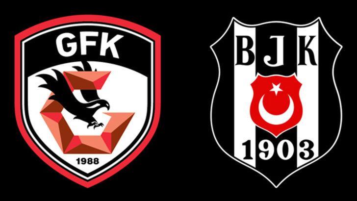 Gaziantep FK-Beşiktaş maçı ne zaman? Gaziantep FK-Beşiktaş maçı hangi kanalda, saat kaçta yayınlanacak? Gaziantep FK-Beşiktaş muhtemel 11'ler