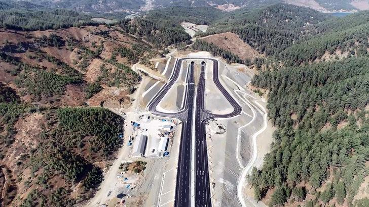 Kahramanmaraş-Göksun karayolu yarın açılıyor! İlk araç sürüşünü Erdoğan yapacak