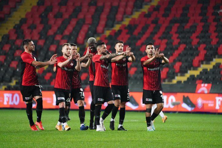 ÖZET | Gaziantep FK - Beşiktaş: 3-1