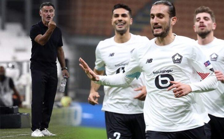 Yusuf Yazıcı: 3 gol attım ama yine yedek kalacağım