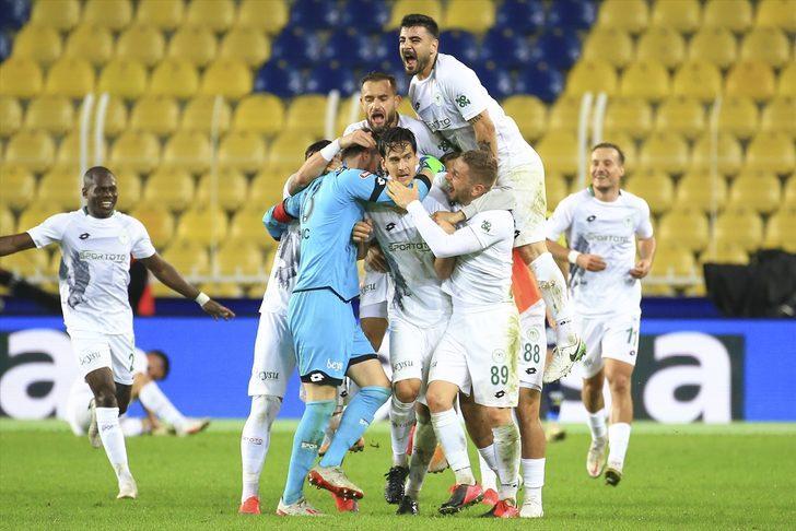 ÖZET | Fenerbahçe - Konyaspor: 0-2