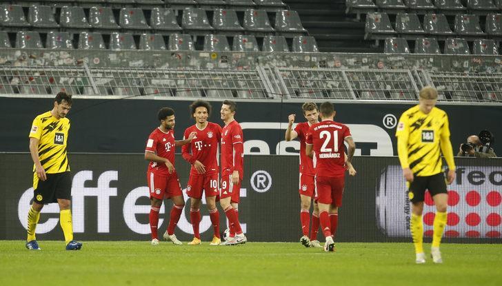 ÖZET   Borussia Dortmund 3-2 Bayern Münih