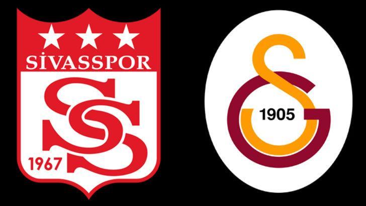 Sivasspor-Galatasaray maçı ne zaman? Sivasspor-Galatasaray maçı hangi kanalda, saat kaçta yayınlanacak? Sivasspor-Galatasaray maçı muhtemel 11'leri...