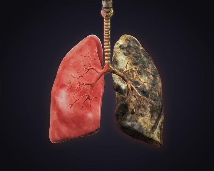 Sigara içenler vitamin almayın