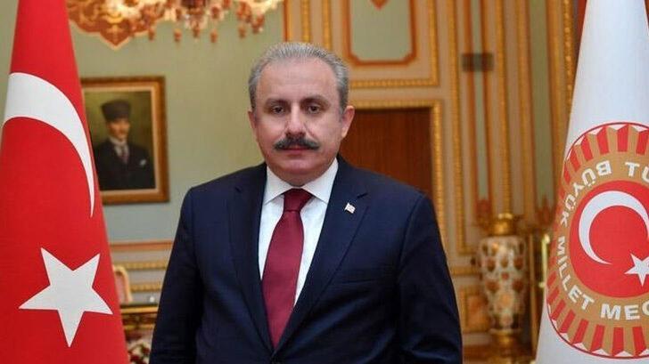 TBMM Başkanı Şentop'tan Azerbaycan'ın zaferi sonrası açıklama