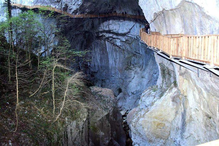 Dünyada ikinci sırada! Valla Kanyonu hayran bırakıyor