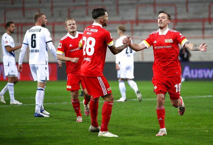 Bundesliga'nın en iyi Alman oyuncusu Max Kruse!