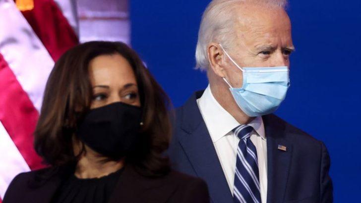 TIME Dergisi Yılın Kişisi Olarak Biden ve Harris'i Seçti