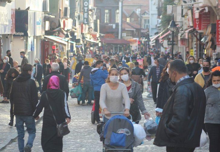 Trakya'da alarm zilleri çalıyor: Koronavirüs artışı Türkiye ortalamasının 2 katı