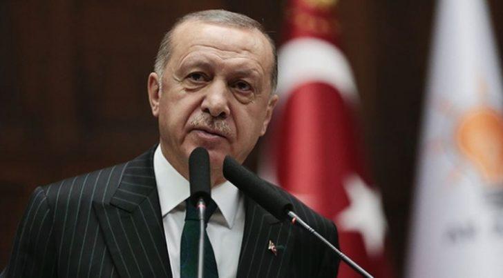 Cumhurbaşkanı Erdoğan'dan yanan tarihi camiye ilişkin açıklama