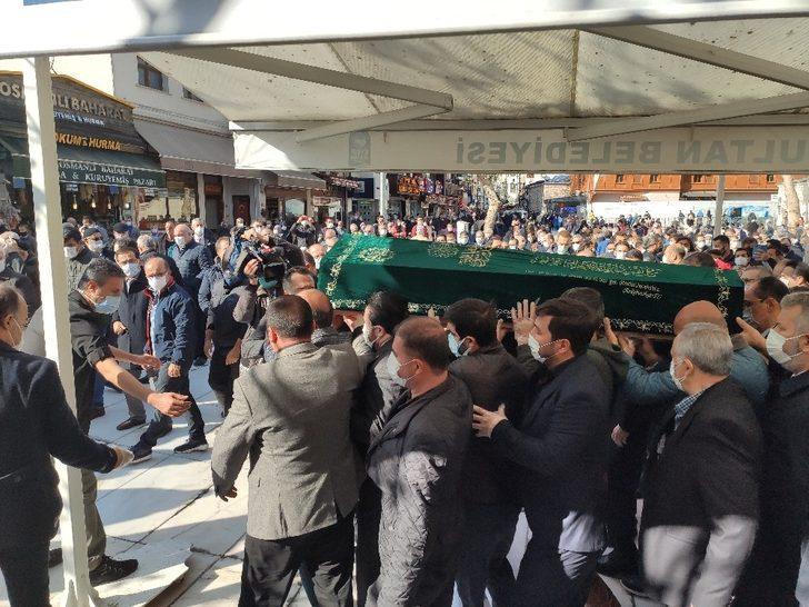 Ahmet Kekeç son yolculuğuna uğurlandı