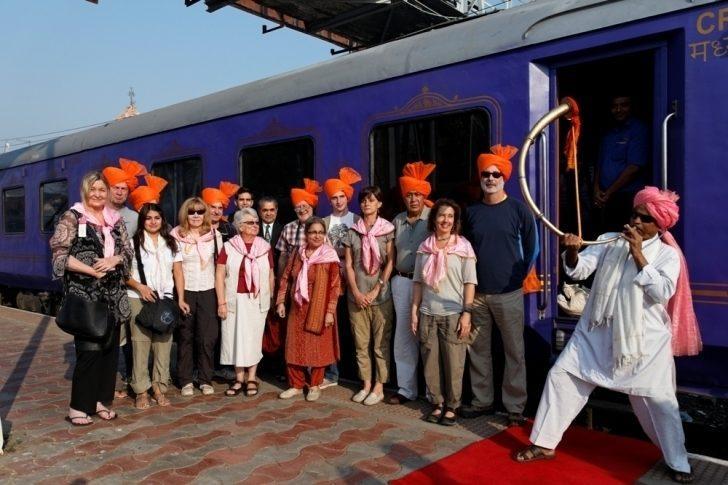 Dünyanın En Lüks Treni İle Devr-i Hindistan