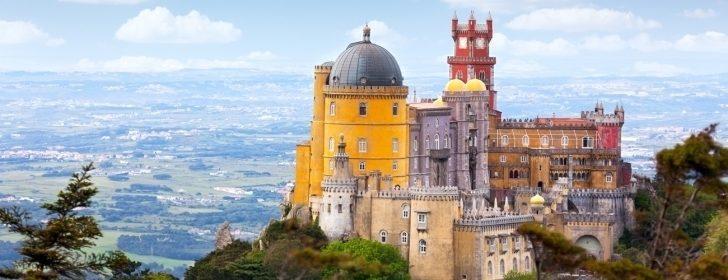 Engelsiz Seyyah Geziyor: Engelliler için Sintra/Portekiz