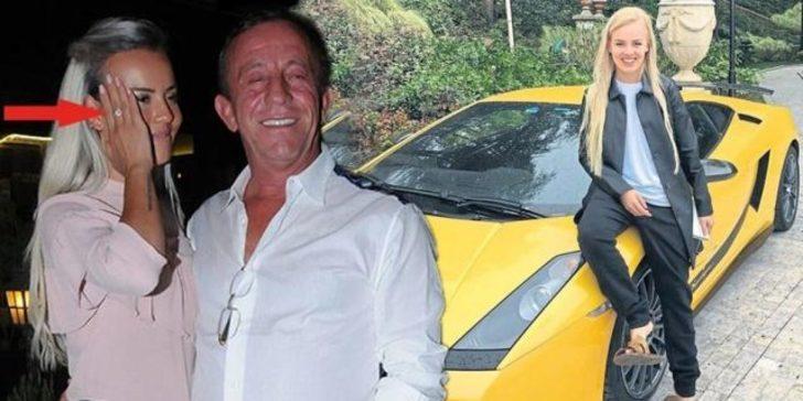 Ağaoğlu'nun sevgilisi Duygu Su Gürpınar işe 1 milyon TL'lik arabayla gidiyor