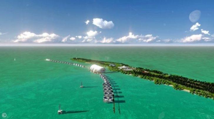Leonardo Di Caprio'nun Eko Resort Kuracağı Adası Hüsrana Mı Uğradı?