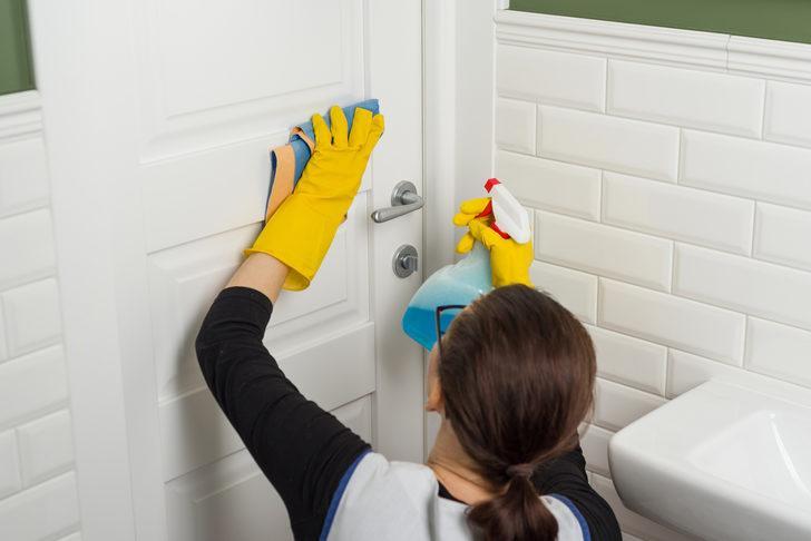 Ev temizliğinde basit ama etkili formül: 50 dakikada bir...