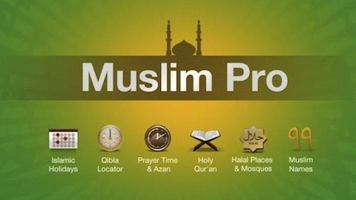 ABD ordusunun Müslümanların kullandığı mobil uygulamaların konum verilerini satın aldığı öne sürüldü