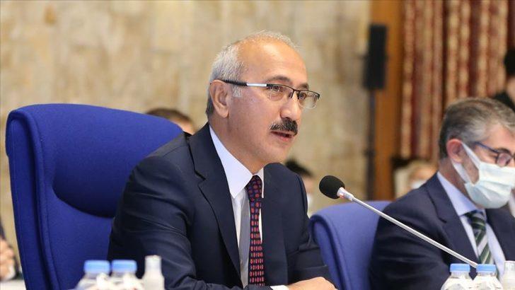 Hazine ve Maliye Bakanı Elvan'dan flaş açıklamalar