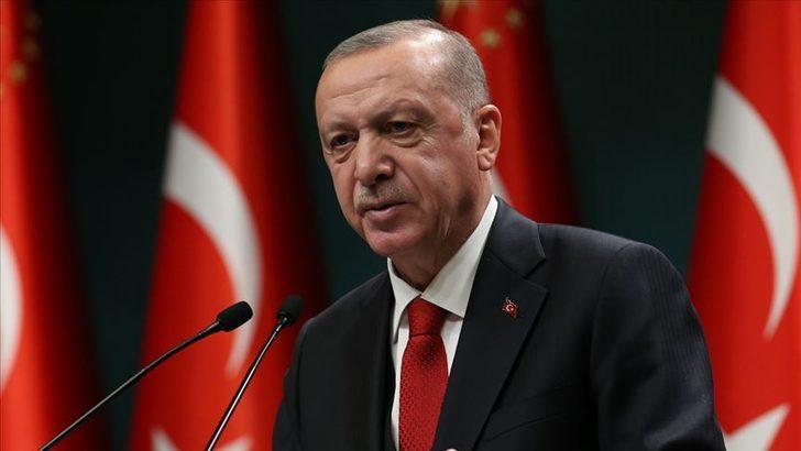 Cumhurbaşkanı Erdoğan'dan aşı açıklaması: Önümüzdeki ay başlıyor