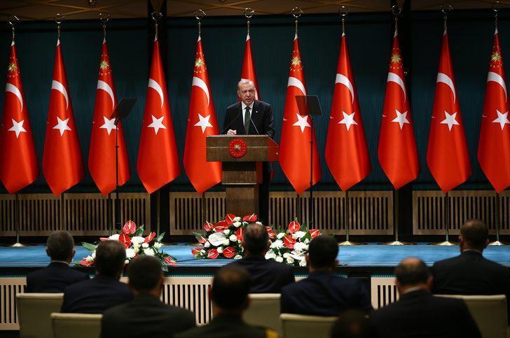 Cumhurbaşkanı Erdoğan'dan flaş yüz yüze eğitim açıklaması