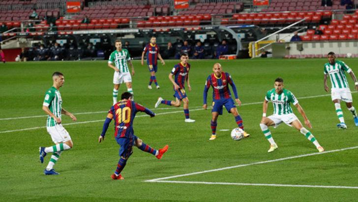 Javier Tebas: Messi'nin ayrılığına hazırız