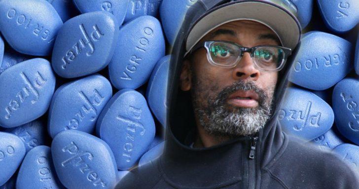 Ödüllü yönetmen Spike Lee, Viagra hakkında müzikal çekecek