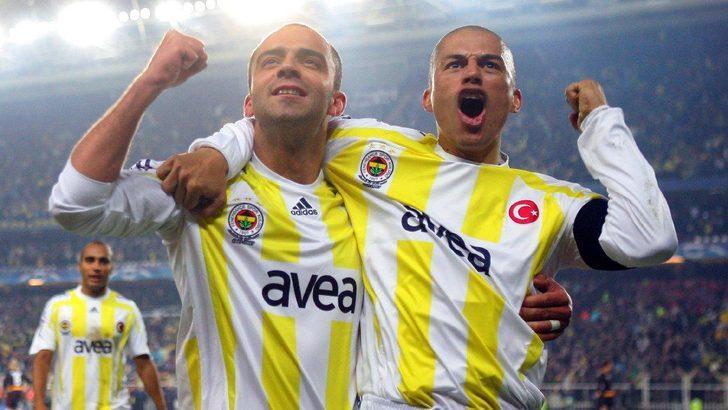 'Nöbetçi Golcü' lakaplı efsane isim Semih Şentürk, Fenerbahçe'ye geri döndü!