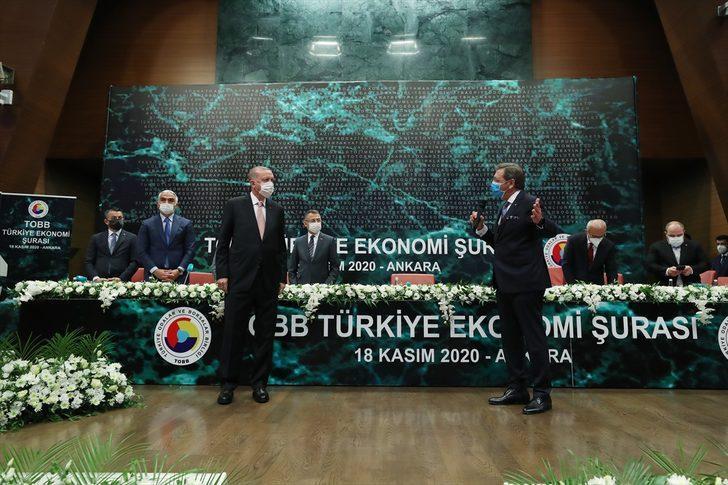 TOBB Başkanı Hisarcıklıoğlu: Türkiye'ye iş ve yatırım talebi artacak