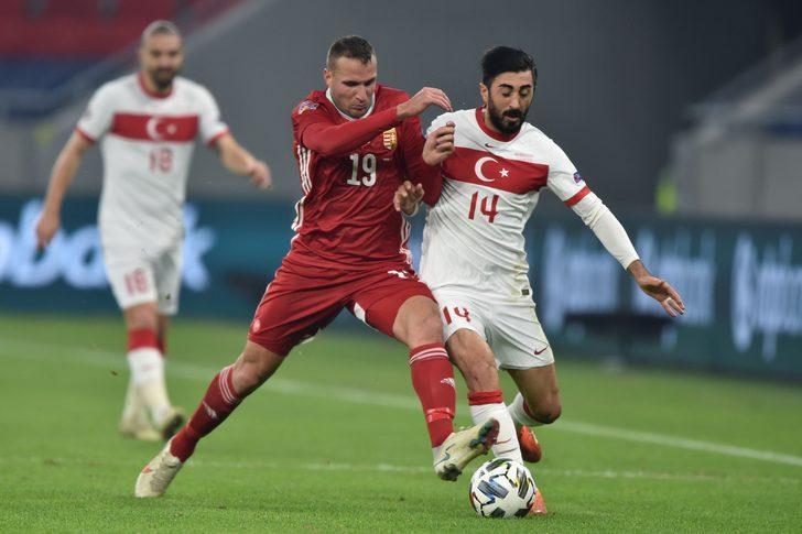 ÖZET   Macaristan-Türkiye: 2-0