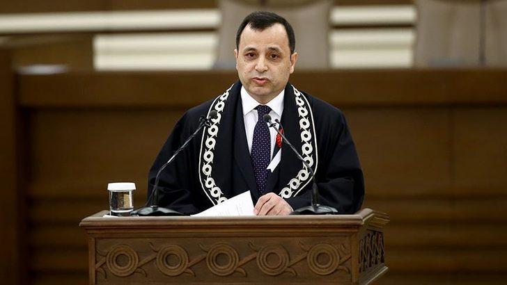 AYM Başkanı Zühtü Arslan'a koronavirüs karantinası