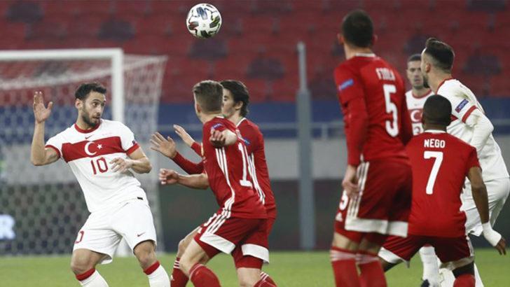 A Milli Futbol Takımı'nın UEFA Uluslar Ligi macerası bitti