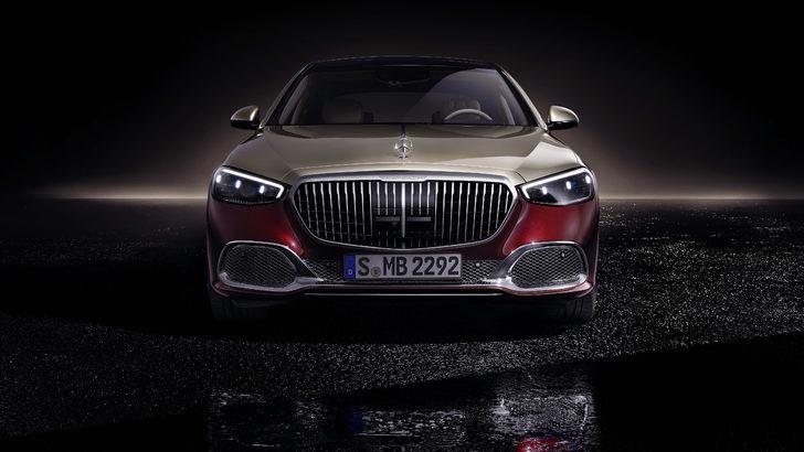 Ailenin zirvesi: 2021 Mercedes-Maybach S580 tanıtıldı! İşte tasarımı ve özellikleri