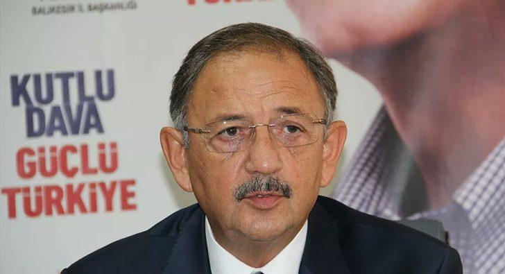 AK Partili Mehmet Özhaseki, koronavirüse yakalandı