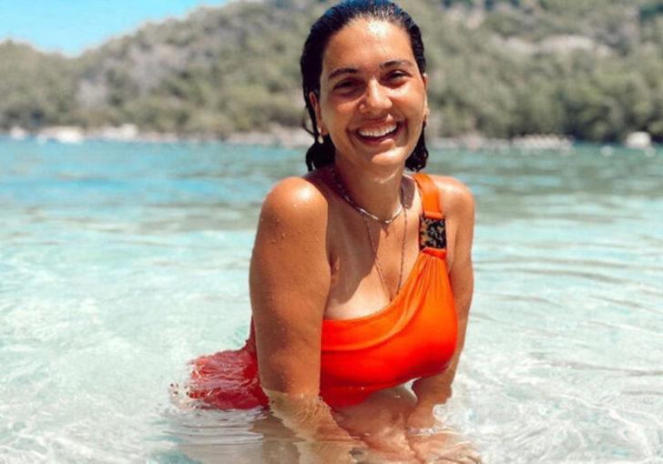 Bergüzar Korel, hamilelik kilolarını vermek için harekete geçti: Artık hazırım