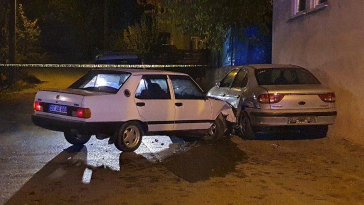 Otomobiliyle seyir halindeyken silahlı saldırıya uğrayan kişi öldü