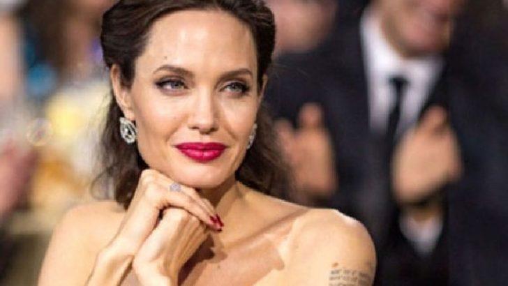 Angelina Jolie, dört yıl aradan sonra işinin başına dönüyor