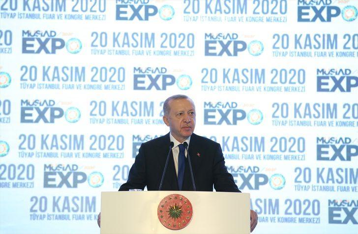 Cumhurbaşkanı Erdoğan'dan faiz artışına ilk yorum