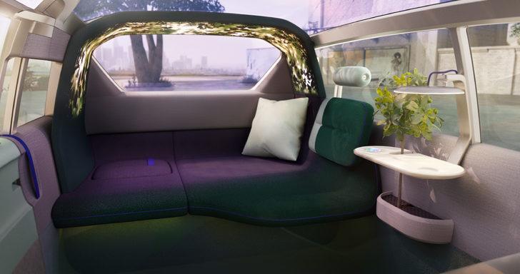 Gelecek gelmek üzere: Mini Vision Urbanaut konsepti örtüsünü kaldırdı