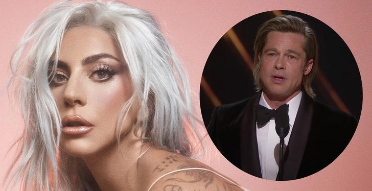 Gören şaştı kaldı! Lady Gaga ve Brad Pitt Bullet Train filminde