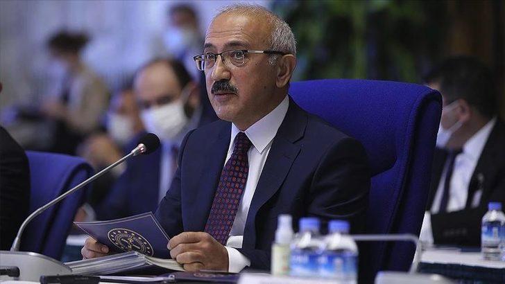 Bakan Elvan: Kovid-19 nedeniyle kasım itibarıyla 13 bin 823 sigortalıya 74 milyon lira tazminat ödendi